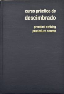 cover page practical striking procedure course book